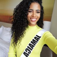 Miss Jamaica Universe Iana Tickle Garcia Is Not Just Another Pretty Face: She's All That And More
